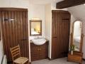 Jura Cottage main bedroom